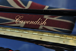 Cavendish piano logo